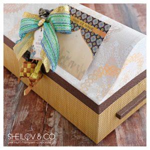 Treasure Mosque Box