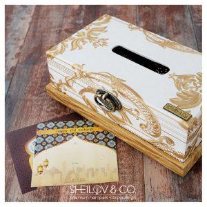 Tissue Drawer Box